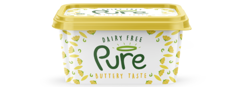 Pure Buttery Taste Dairy Free Spread